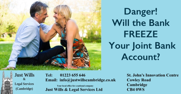 frozen-bank-account-lpa-lasting-power-attorney-just-wills-cambridge