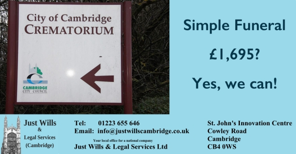 funeral-plan-cambridge-low-cost