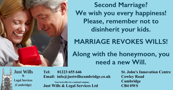 wills-cambridge-cambridgeshire-second-marriage